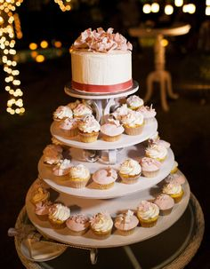 Top Tier 7 Cupcakes