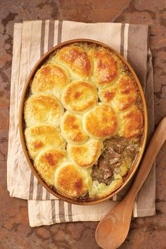 Lamspastei | SARIE | Lamb pie | South African food.