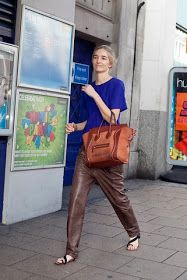 Style, Caffeinated: The Cut For Fall: Slouchy Trousers