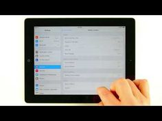 ▶ iOS 7 Switch Control - Set Up A Single Switch with Auto Scanning - YouTube