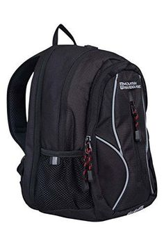 7ef5805d9c Mountain Warehouse Merlin 12 Litre Backpack Charcoal One Size 5052776327985