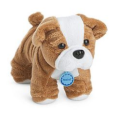 Meatloaf joined the family at Christmas, along with Zoe  American Girl® Accessories: Meatloaf
