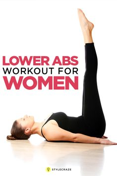 7 Effective Lower Abs Workout For Women