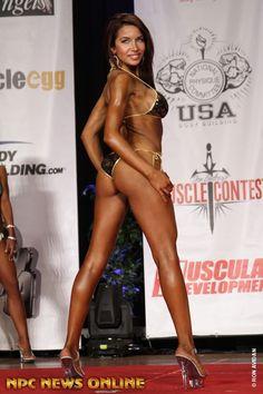 npc bikini metals | 2013 des concours - PNJ California State