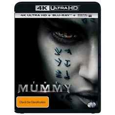 4K Ultra HD The Mummy