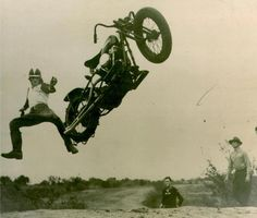 The Greatest Hill Climbing Photograph Of All Time