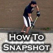 The snapshot is a very important shot in hockey. When players first start playin. The snapshot is a very important shot in hockey. When players first start playing they will learn how to perfect the Hockey Workouts, Hockey Drills, Hockey Tournaments, Hockey Memes, Hockey Players, Agility Workouts, Hockey Shot, Hockey Boards, Hockey Training