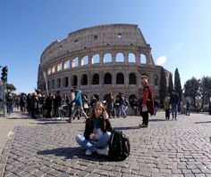 #colosseo #rome #traveling #wanderlust