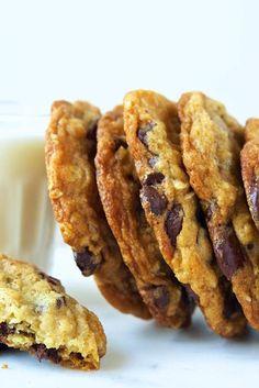 Chocolate Chip Oatmeal Cookies Recipe