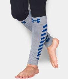 Women's UA Sport Leg Warmers 2-Pack, Royal