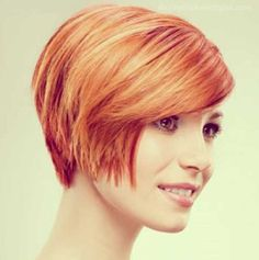 Summer Hair Ideas – 29 Short Hairstyles To Inspire Your Summer Look - 21 #ShortHairstyles