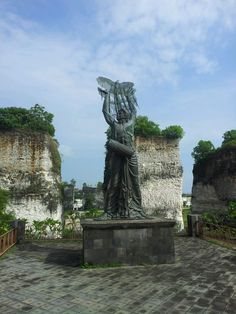 Gwk Statue Bali, Indonesia