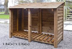 Custom sizes available in Garden & Patio, Garden Structures & Shade, Other Structures & Shade Outdoor Firewood Rack, Firewood Shed, Firewood Storage, Outdoor Wood Burner, Wooden Pergola Kits, Log Shed, Carport Sheds, Wood Storage Sheds, Log Store