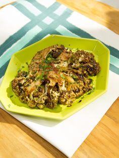 Sunny's Jerk Jam Cauliflower Steaks Recipe : Sunny Anderson : Food Network - FoodNetwork.com