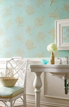 1000 images about thibaut wallpapers on pinterest for Bathroom wallpaper wall coverings