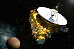 To Pluto and beyond! Nearly two years after its historic encounter with the dwarf planet Pluto, NASA's New Horizons spacecraft is getting ready for its next big adventure in the icy outskirts of the solar system. http://www.nbcnews.com/mach/space/beyond-pluto-nasa-s-new-horizons-spacecraft-heads-next-adventure-n710801