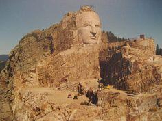Crazy Horse Monument - South Dakota