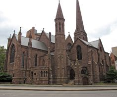 St. Paul's Cathedral Buffalo | St. Paul's Cathedral, Episcopal, Buffalo, New Yoek - Travel Photos by ...