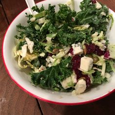 Kale rules, you guys. I'm not just saying that because I'm a clean eating advocate. I don't eat nasty food, k? I want to tell you some amazing ways to ENJOY kale while feeling good about the health...