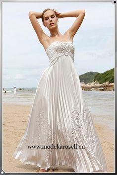 Evening Fashion Prom Dress  Abendmode in Silber Abendkleid  www.modekarusell.eu