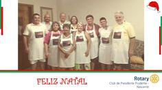 Nós do Rotary Club de Presidente Prudente - Nascente, desejamos a você e toda a sua família um FELIZ NATAL. #Rotary #Natal #2015
