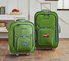We'll definitely be needing some new bags for the little mister before our trip!