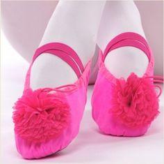 ballet shoes 003 rose