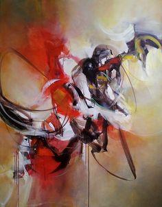 Detine   Artiste peintre - Art Abstrait