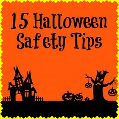 scare safe halloween safety from the ja  russell