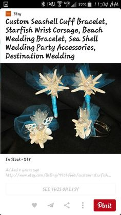 Brooches/boutonnieres