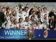 Ac Milan vs Liverpool (2-1) UEFA Champions League Final 2006-2007 HD. Manchester  UnitedAc ... cf7fd4bd70d