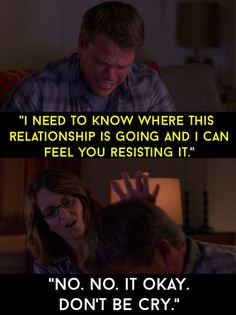 "When Carol burst into tears in front of Liz. | 30 Quotes From ""30 Rock"" That Made The Show Unforgettable"