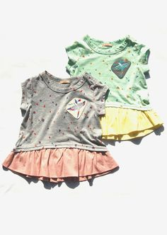 Style1 トップス [#251601](Pink/ Yellow) ¥7,245~