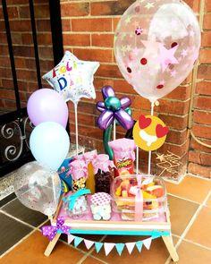Creative Gift Baskets, Gourmet Gift Baskets, Gourmet Gifts, Good Morning Breakfast, Christmas Morning Breakfast, Sweet Breakfast, Breakfast Basket, Gourmet Breakfast, Birthday Morning