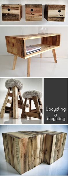 Products I Love: Upcycling – Furniture by Produktwerft