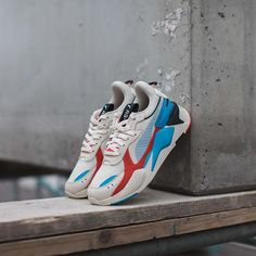 "81cc82ba464 Epic on Instagram  ""Puma RS-X Reinvention"