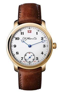H Moser & Cie Endeavour Small Seconds Bryan Ferry Edition, £12,600
