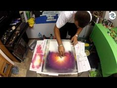 Incredible Spray Paint Art by: Trasher