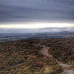 Hiking In Scotland: Bennachie... That's my trail!! Someday! :-)
