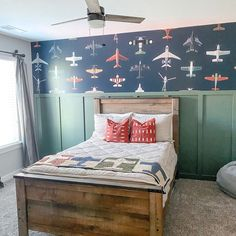 Beddy's are the ONLY OPTION when it comes to your perfect bedding,…. PLANE and simple. 😜 📷 : @farmhousewifey #zipperbedding #zipyourbed #beddys #homedecor #boysroom #boysroomdecor #kidsinterior #kidsbedroom #kidsbedding Boys Room Decor, Kids Bedroom, Bedroom Ideas, Bedroom Decor, Beddys Bedding, Zipper Bedding, Make Your Bed, Bunk Beds, Plane