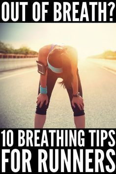 Breathing Exercises for Running Whether youre marathon training or just running for weight loss learning how to breathe while running is key to your success These runnin. Losing Weight Tips, Weight Loss Tips, Lose Weight, Weight Lifting, Fitness Motivation, Fitness Goals, Fitness Facts, Health Fitness, Fitness Quotes