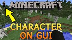 New post (Character On GUI Mod 1.8/1.7.10) has been published on Character On GUI Mod 1.8/1.7.10  -  Minecraft Resource Packs