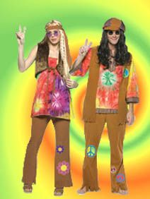 Revive the Summer of Love with a 60's Theme Party