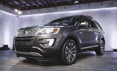 2016 Ford Explorer Gets a Major Overhaul New EcoBoost Engine Luxe Top Trim · Car And DriverFord ... & Ford Explorer To Feature Rear-Wheel Platform http://keywestford ... markmcfarlin.com