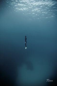 Imágenes subacuáticas del fotógrafo español asentado en Autralia Enric Adrian Gener, también conocido como 27mm