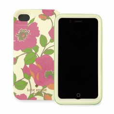 kate spade new york / resin iphone cases garden society 4