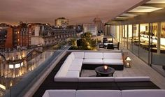 The World's Best Rooftop Bars - Jetsetter. London= Radio Rooftop Bar, ME London