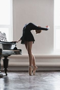 Ballerinas on Pinterest