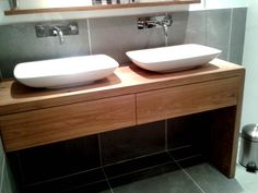 Or something with drawers Upstairs Bathrooms, Bathroom Toilets, Modern Bedroom Design, Bathroom Inspiration, Industrial Design, Home Remodeling, Drawers, Sweet Home, Sink