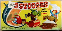 3 STOOGES GAME